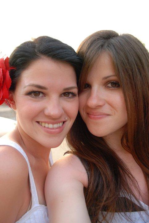 Tara and Brittney