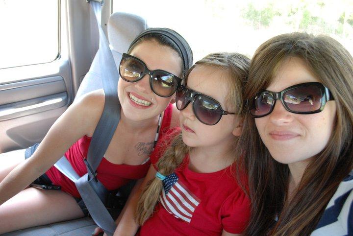 Brittney, Chloe and Tara