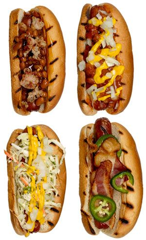 I love the Jalapeno and bacon dog.  Especially, since I have so many in my garden right now.