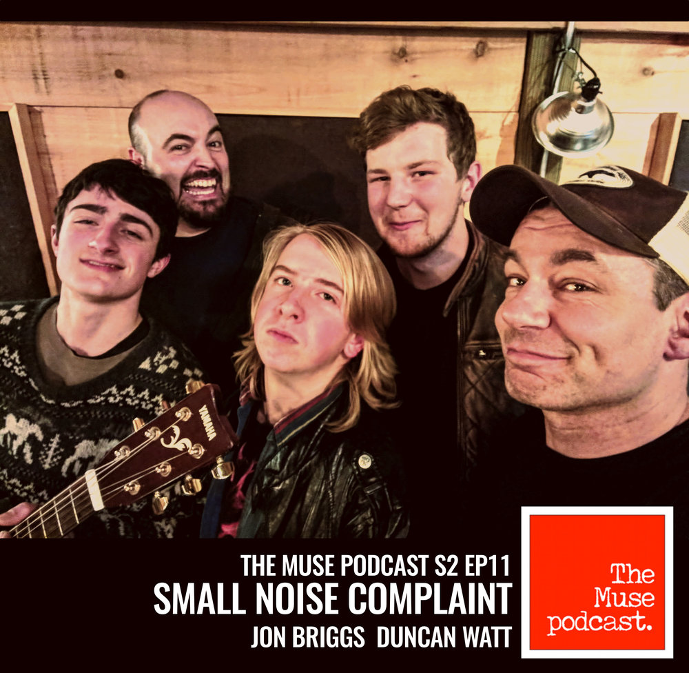 TheMusePodcast_S2Ep11_SmallNoiseComplaint.jpg