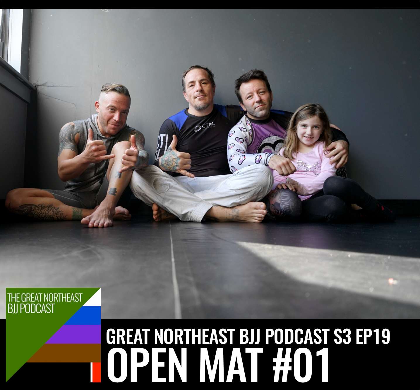 Best Episodes of Great Northeast BJJ Podcast