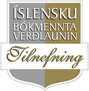 We are proud to announce that our book has been nominated to the prestigious Icelandic Book Awards.