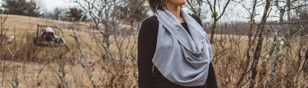 Amphitrite Scarves - For every season, for every reason, for every layer & for every style.