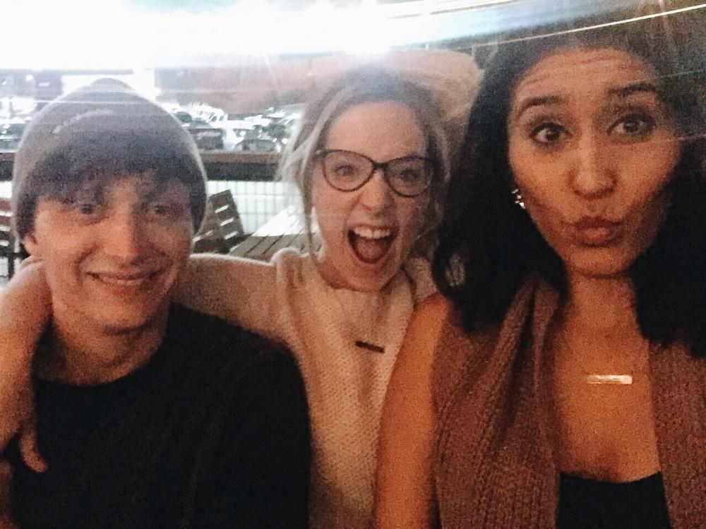 Seth, Mae, and Eri