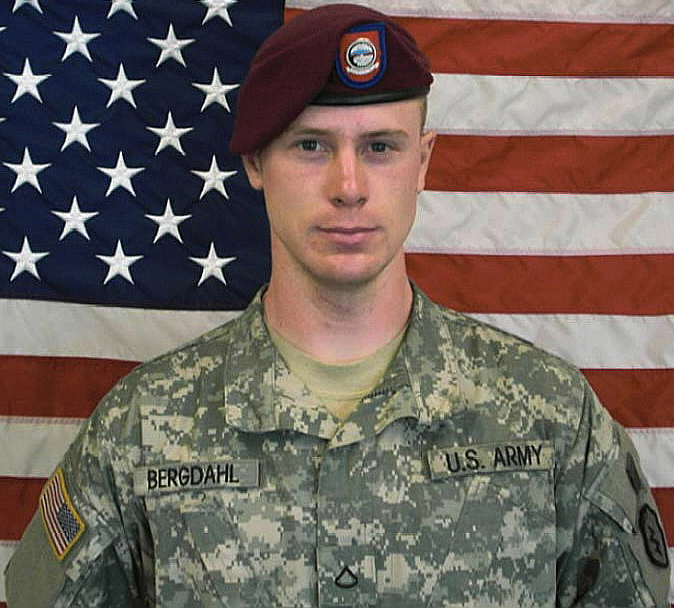 Sgt. Bowe Bergdahl - US Army