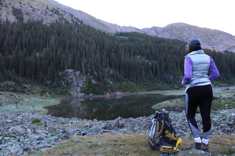 William's Lake - 10,000' elevation