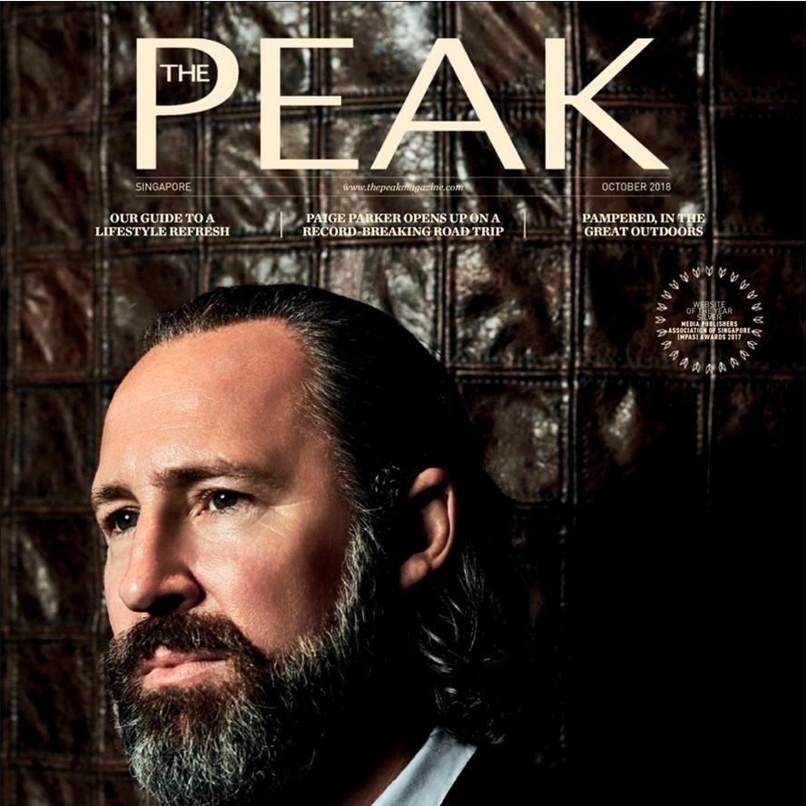 The Peak, Oct. 2018
