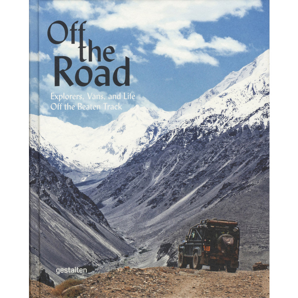 Off the Road published by Gestalten