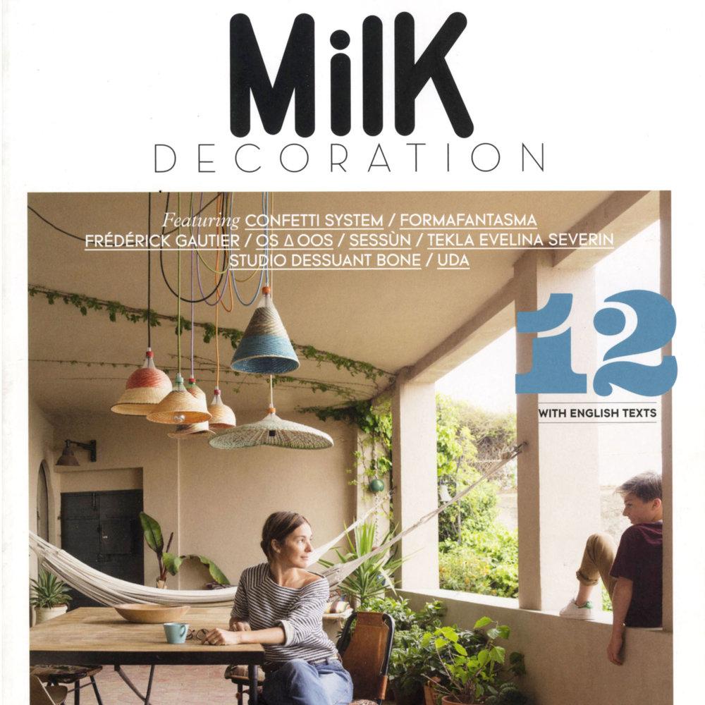 Milk Decoration, Issue no. 12