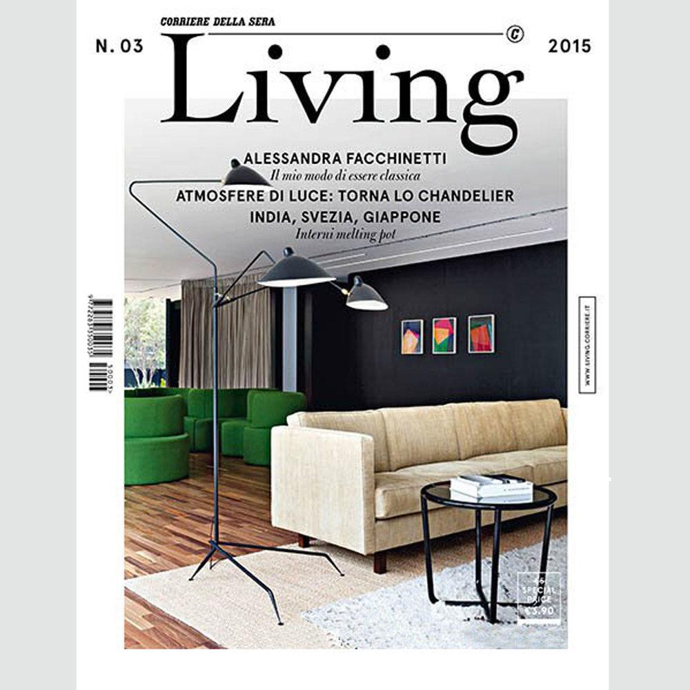 Corriere della Sera, Living Magazine, Issue No. 3