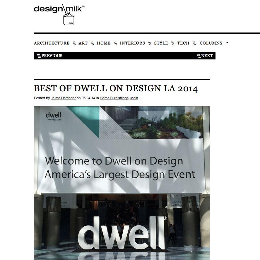 Designmilk, June 24, 2014