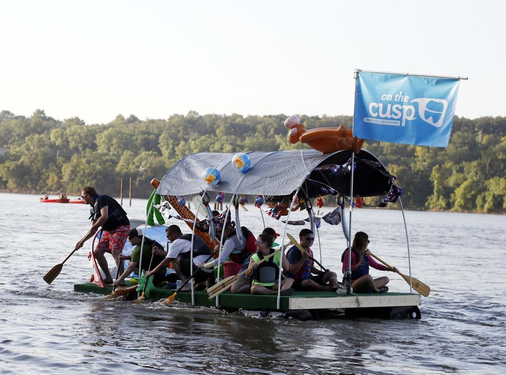 Tulsa's Great Raft Race