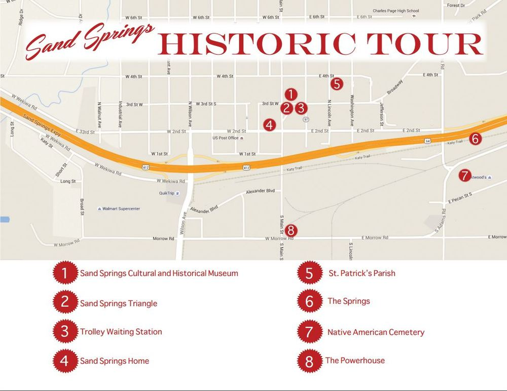 Self-Guided Historic Tour
