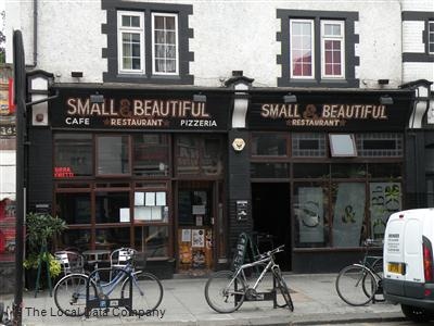 Small & Beautiful Kilburn