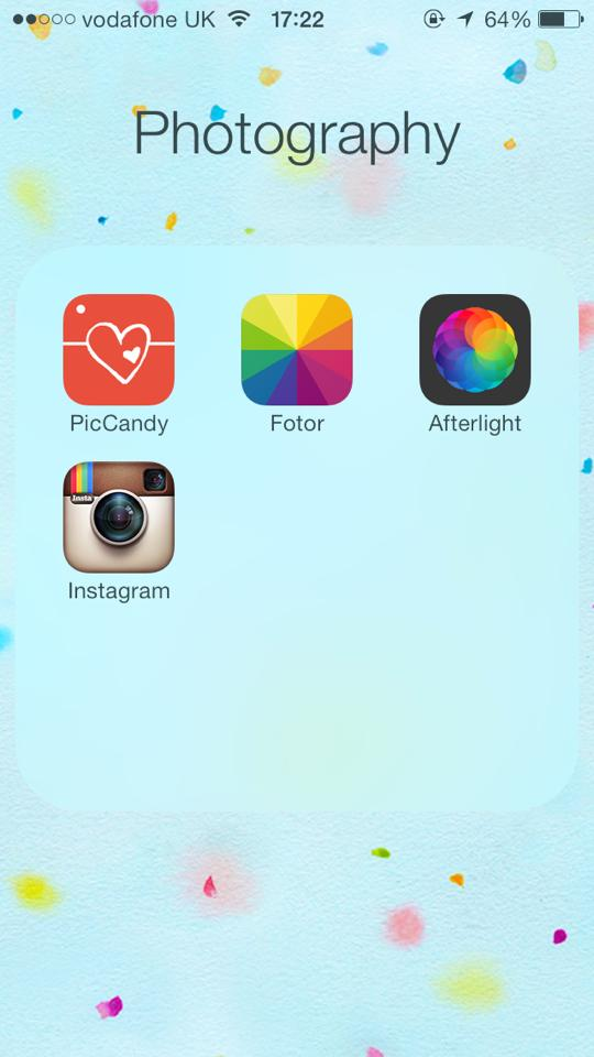 Photography Apps iPhone