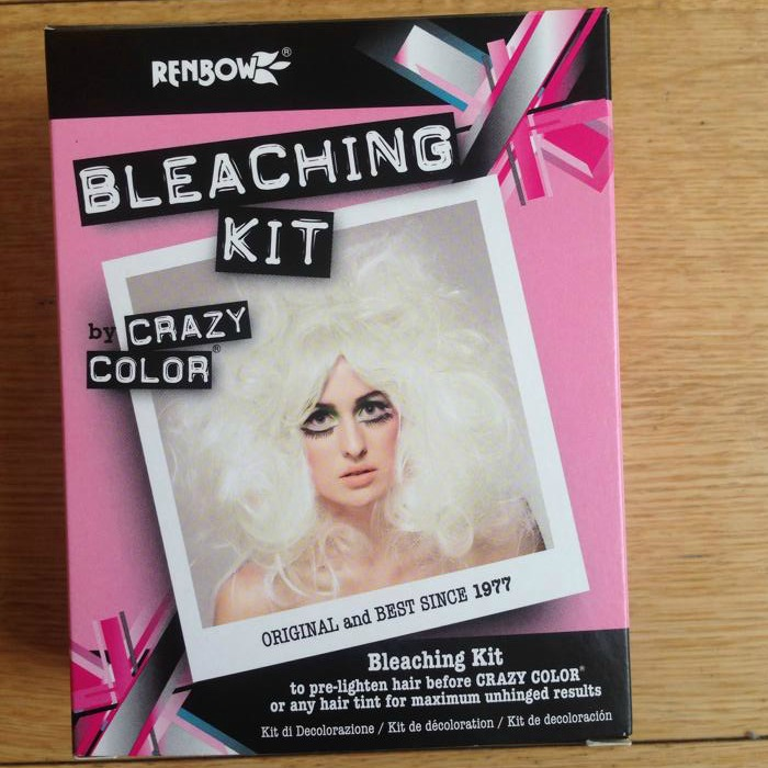 Renbow's Bleaching Kit by Crazy Colour