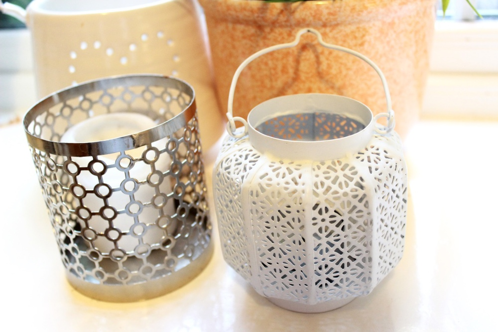 Candle Holders H&M