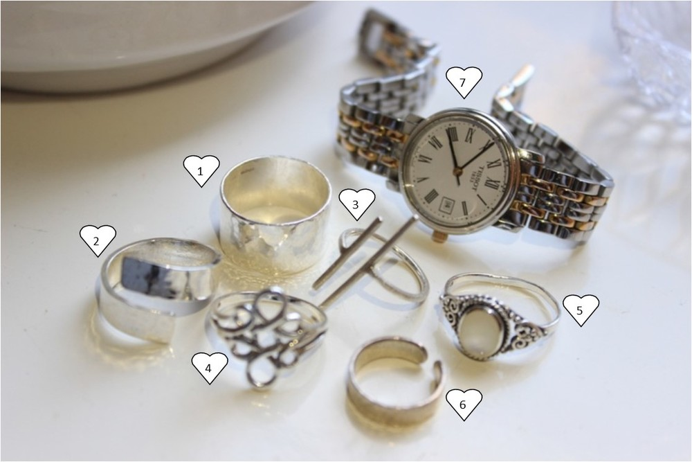Harriet Victoria Silver Jewellery