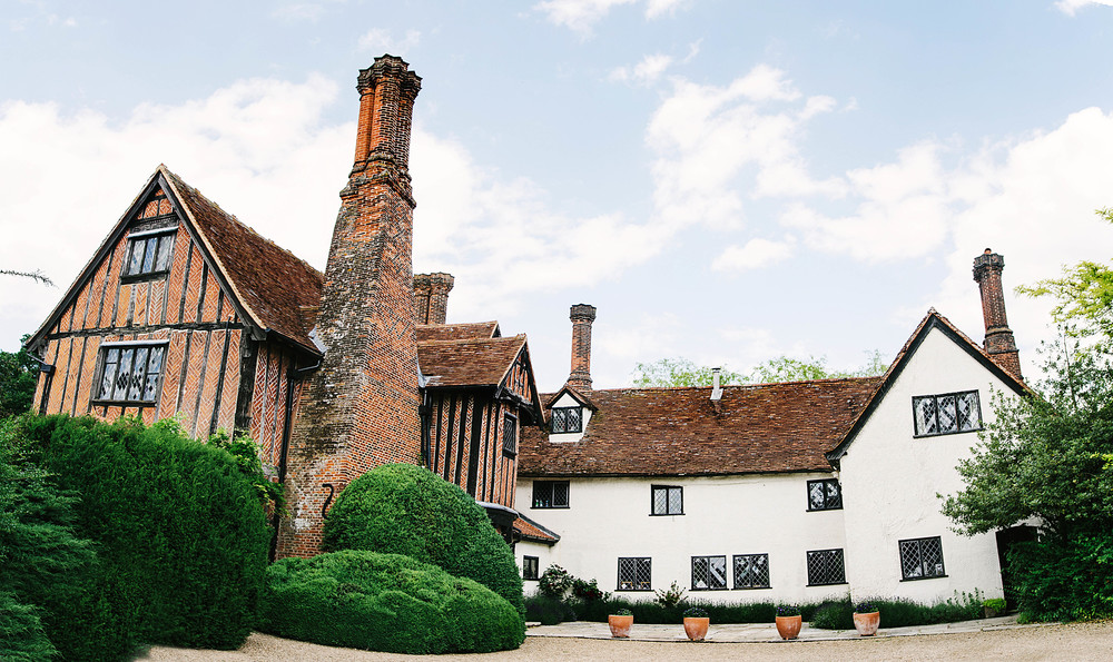 Otley Hall, Suffolk