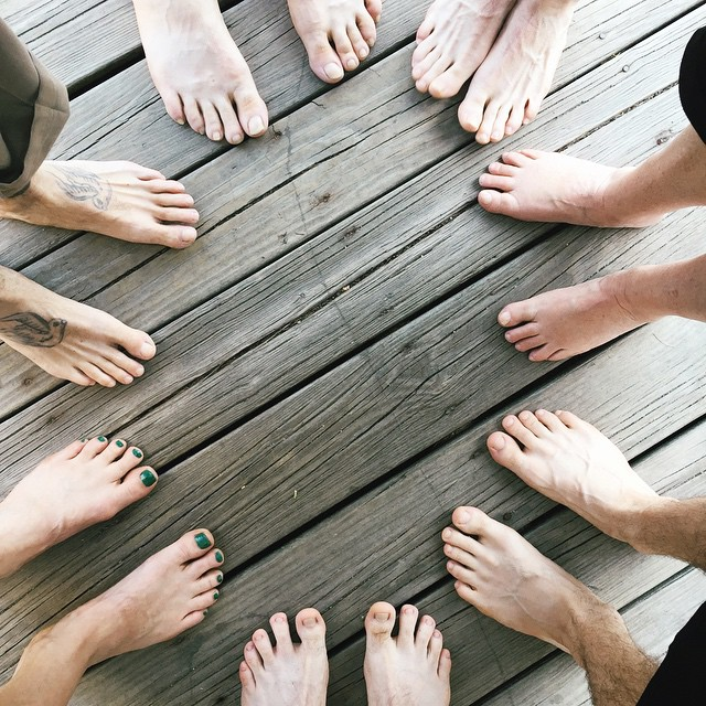 Today after close our crew went #withoutshoes for a good cause. For every barefoot pic posted with the hashtag above @toms will give a child in need a pair of shoes until May 21. Any local businesses going to join us?? Tag @oldworldgourmet we'd love to see what you've got! #oldworldgourmet #freeportmaine