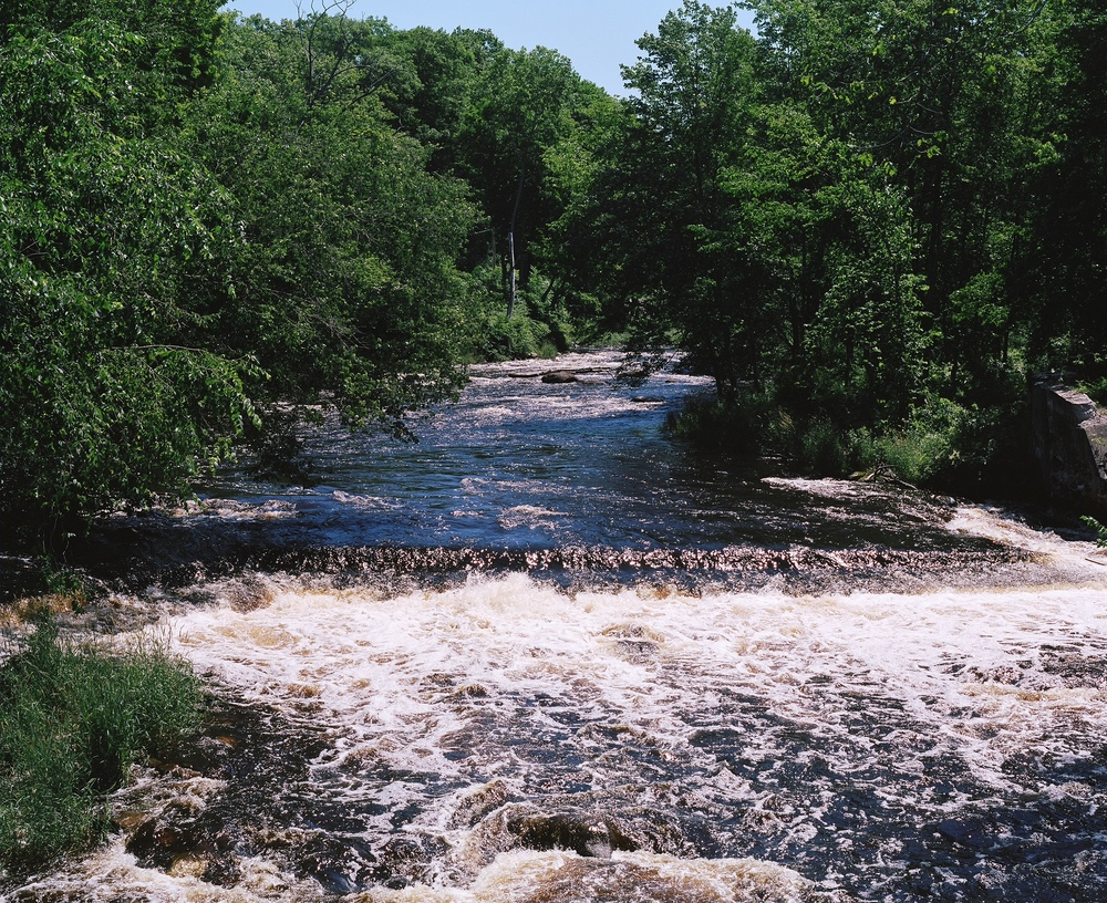 Millers River, S. Royalston, MA