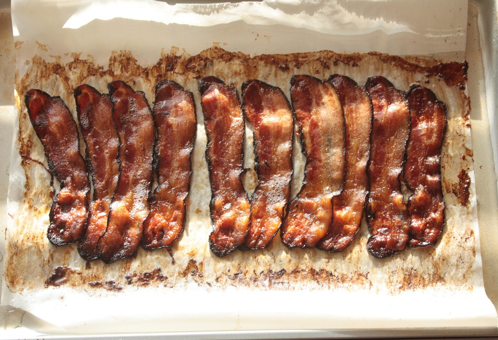 Black Forrest Bacon