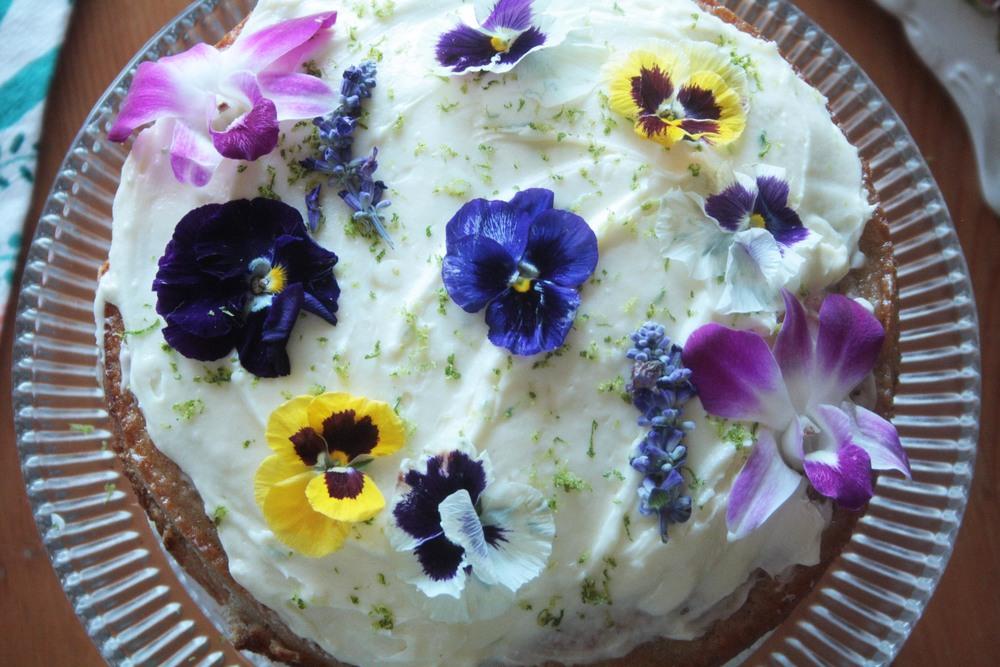 Jamie Oliver's Hummingbird Cake