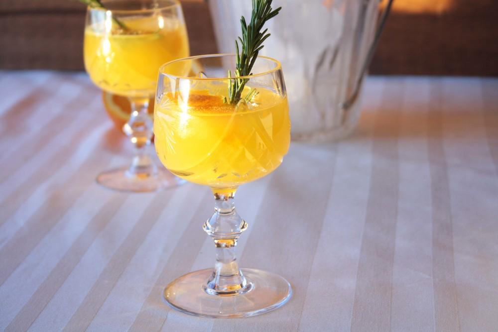 'Flu Shot' Cocktail
