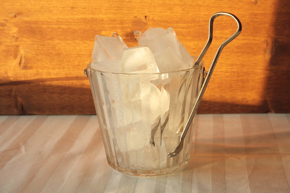 'Flu Shot' Cocktail - ice bucket