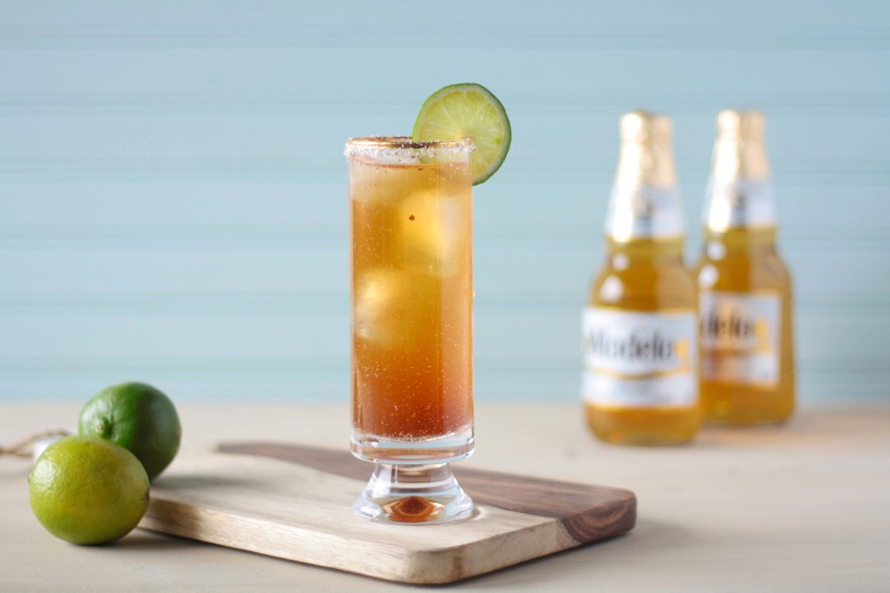 Smoked Michelada