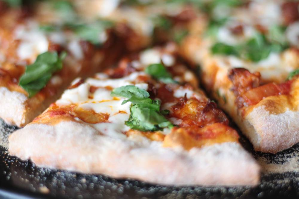 Ibérico Chorizo Pizza