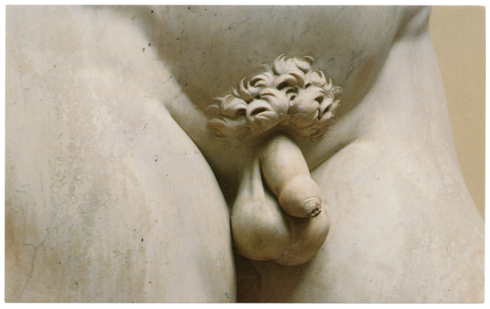 David  (detail), Michelangelo Florence, Italy