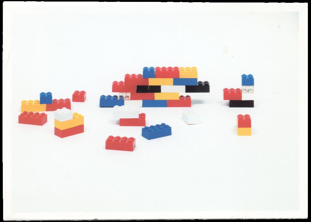 LEGO Building Bricks , Godtfred Kirk Christiansen, 1958 The Museum of Modern Art New York City, New York