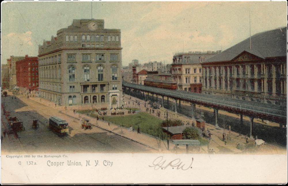 The Cooper Union New York City, New York (1905)
