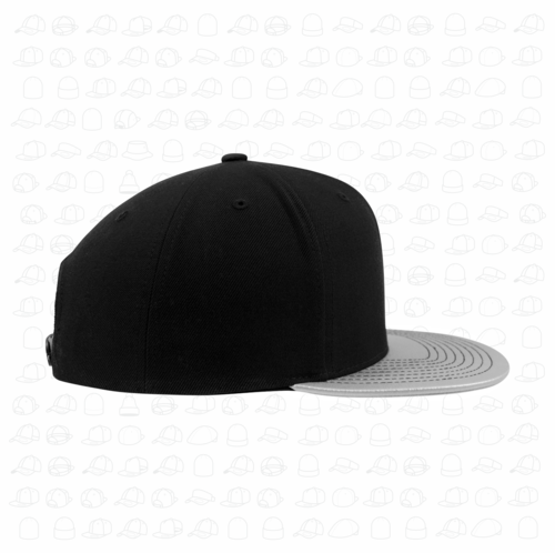 d2b229d7de4 Yupoong Flexfit Metallic Visor Snapback by London Snapbacks.png
