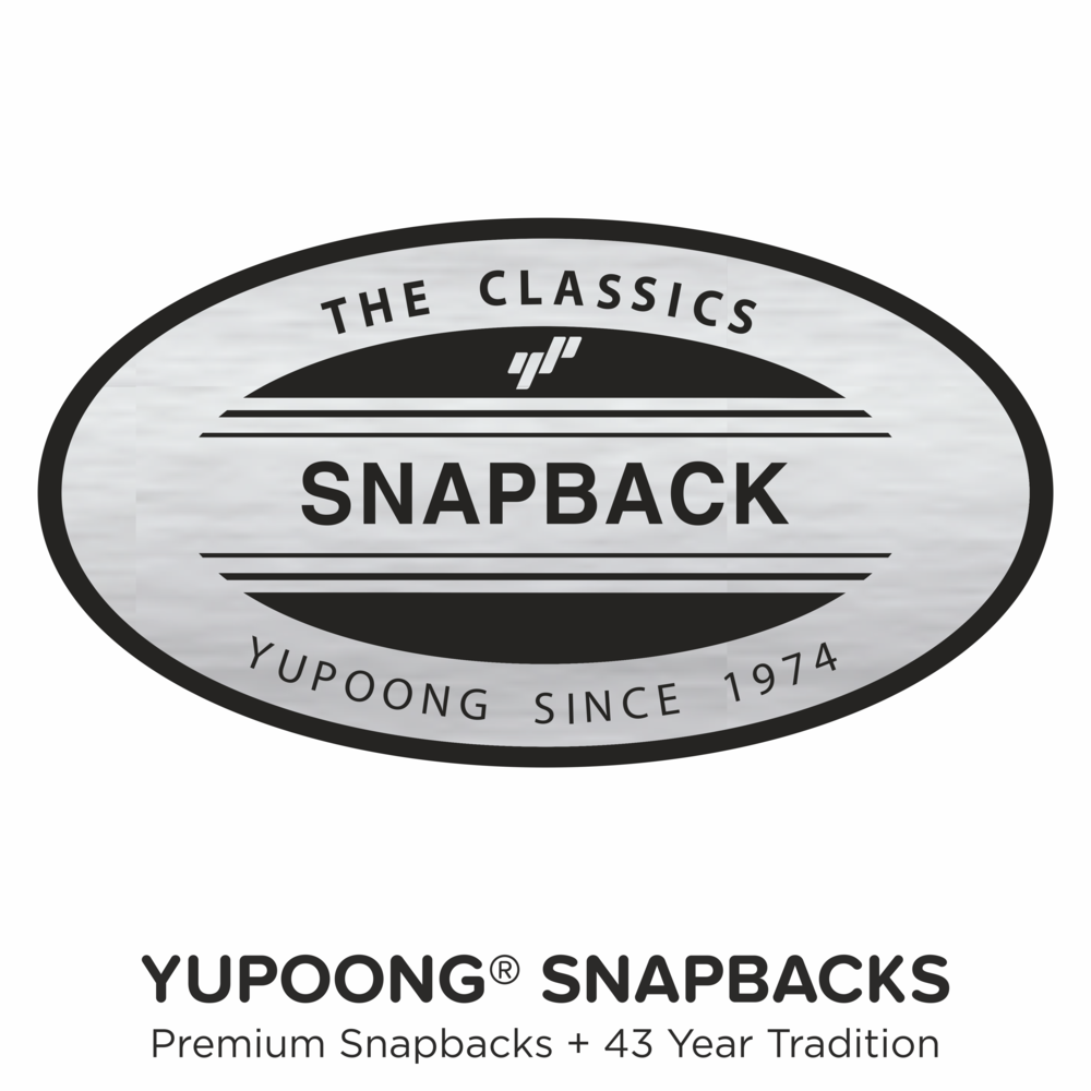 Classic Snapbacks   The unparalleled quality and best selling of all time, the Classic Snapback. The classics come in a range of different styles and shapes and are made with the high quality standards as you would expect from Yupoong.   The Classic Snapbacks are offered in a number of styles including our world renowned Classics 6 panel snapback to our 5 and are typically constructed to resemble the best SNAPBACK caps in the headwear industry.