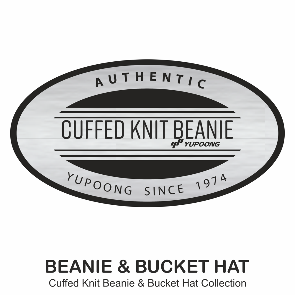 Beanie & Bucket Hats   Yupoong Knitted Beanies are made from high quality super density yarns and reflect on the quality of our caps. Warm and light our beanies are suitable as an winter or an everyday fashion accessory which are made to endure both shape and quality.   The Yupoong Bucket hat collection is lightly structured with detailed stitching to ensure a quality finish and fit.