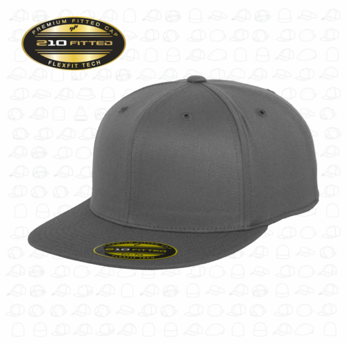 eb15c4eb823 Yupoong Flexfit 210 fitted cap by London Snapbacks.png