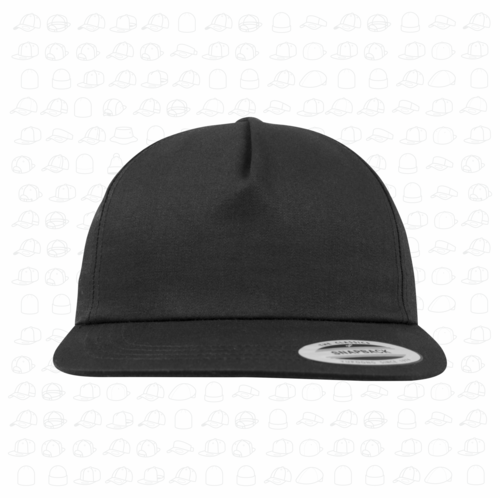Yupoong Flexfit Unconstructed 5 Panel Snapback 6502.png a892e286c42a