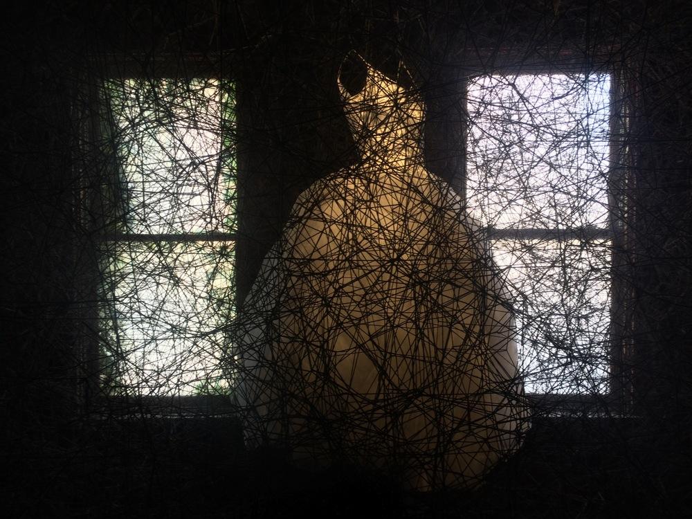 More of Chiharu Shiota