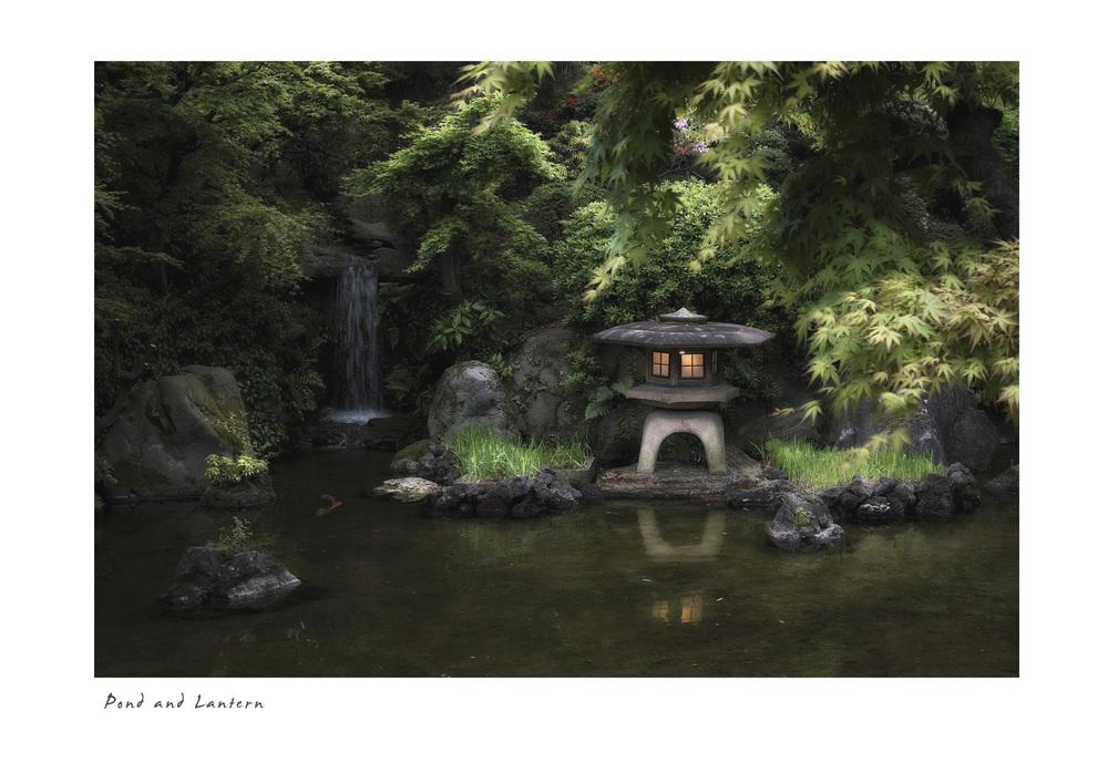 Pond and Lantern