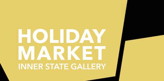 December 17th at Inner State Gallery, from 12pm-5pm
