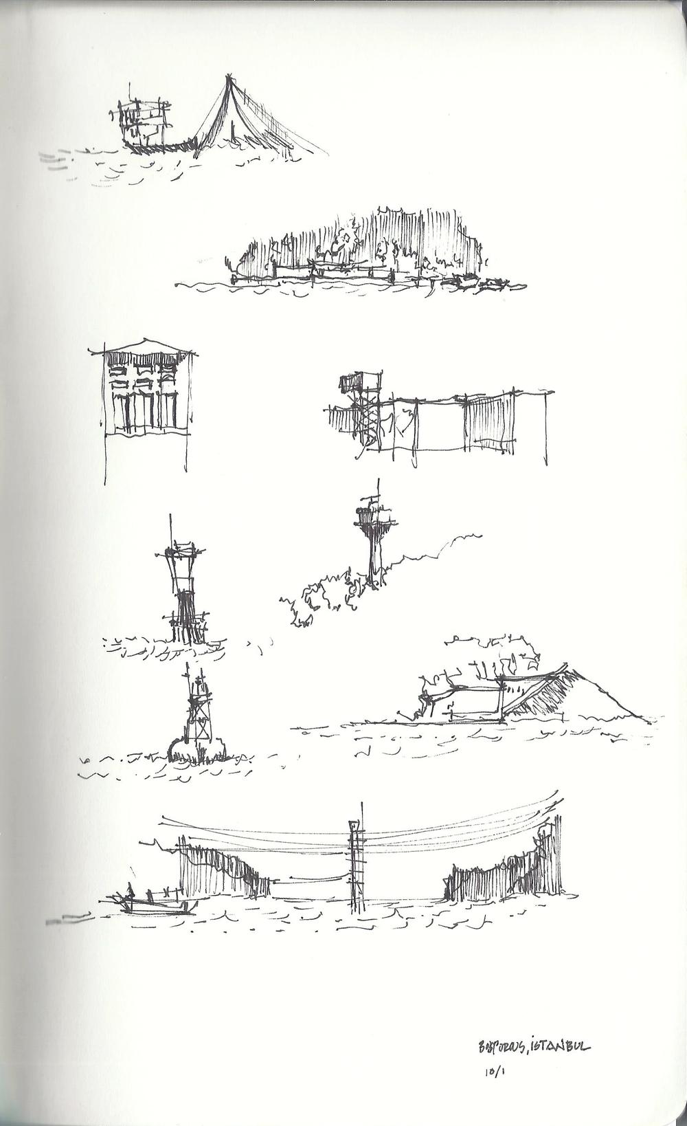 Bosphorus Sketches