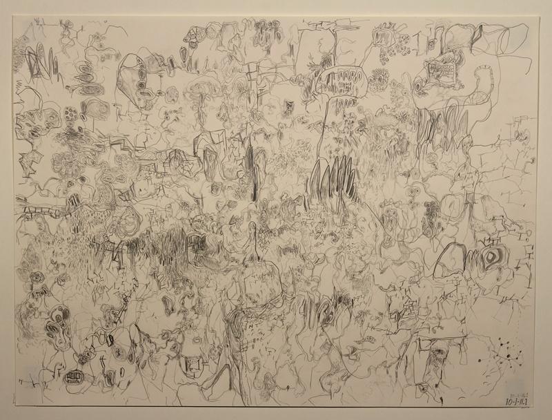 Untitled (10-1-11.1, 10-2-11.1)