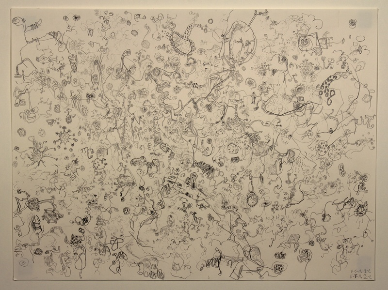 Untitled (11-4-11.2-L, 11-5-11.1-L)