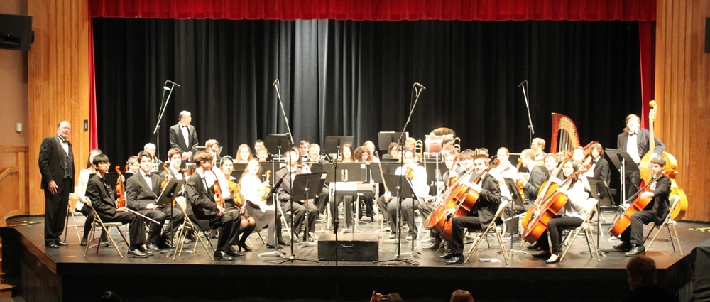 Claflin Hill Youth Symphony
