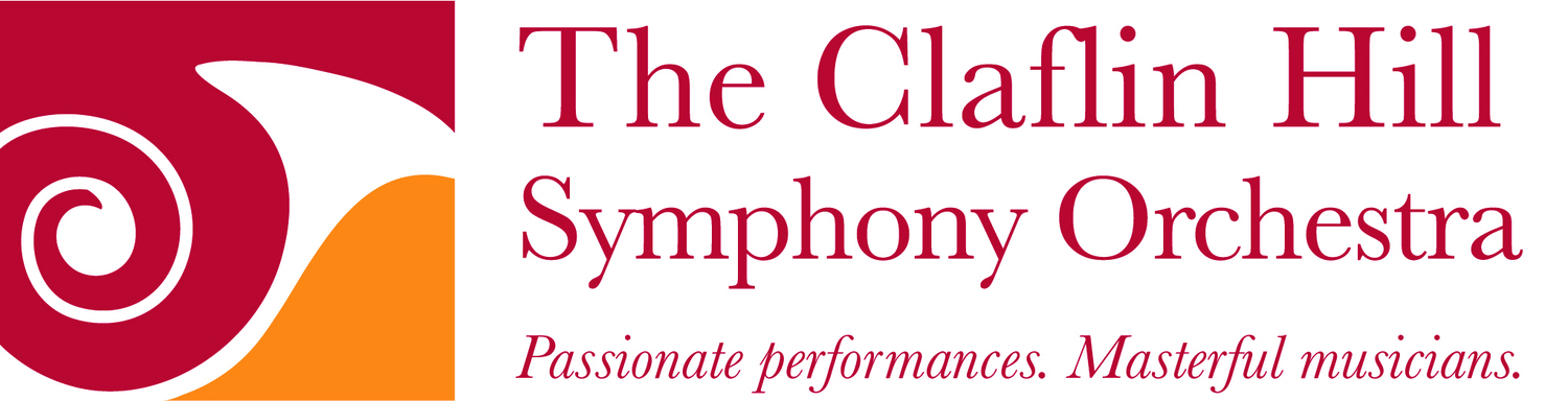 The Claflin Hill Symphony Orchestra
