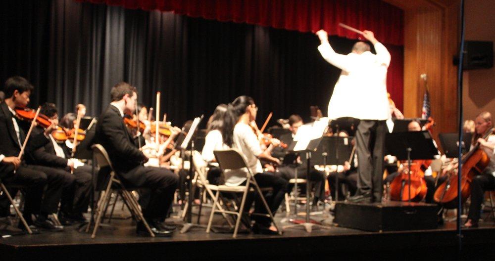 CHYS Senior Orchestra