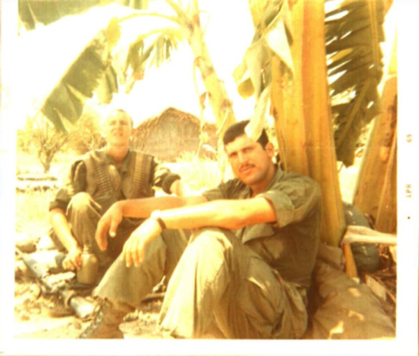 Michael Mobilia in vietnam