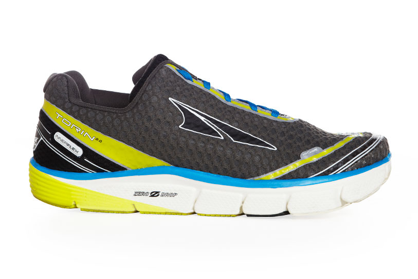 Altra Torin's: Zero-Drop and the best Toe-Box Ever.
